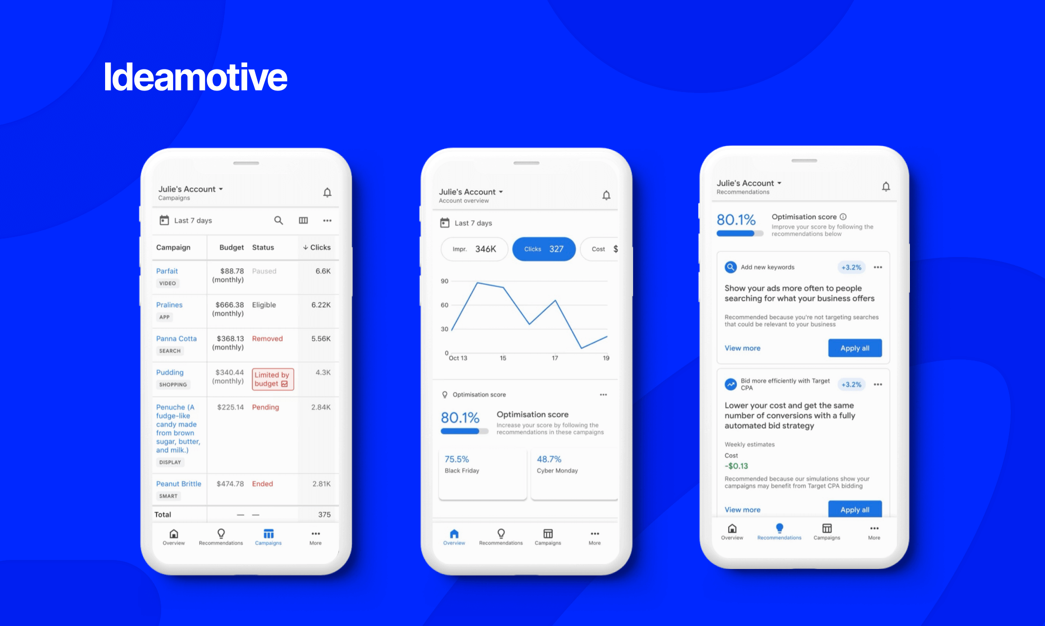 amazing examples of flutter mobile development google ads