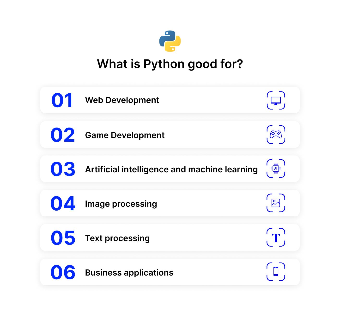 Java vs Python what's python good for