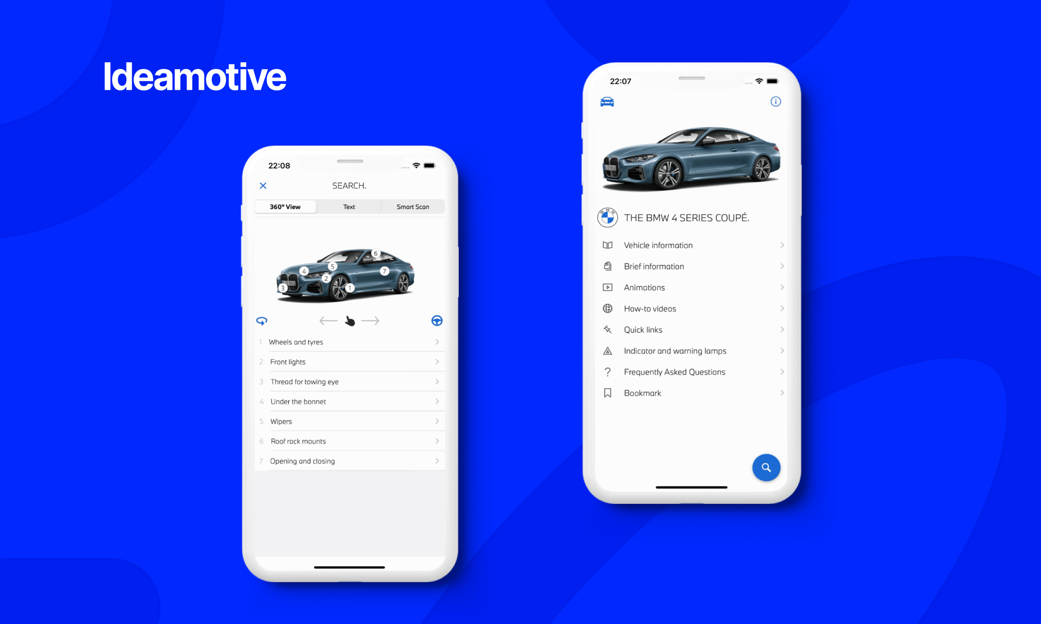 amazing examples of flutter mobile development my bmw app