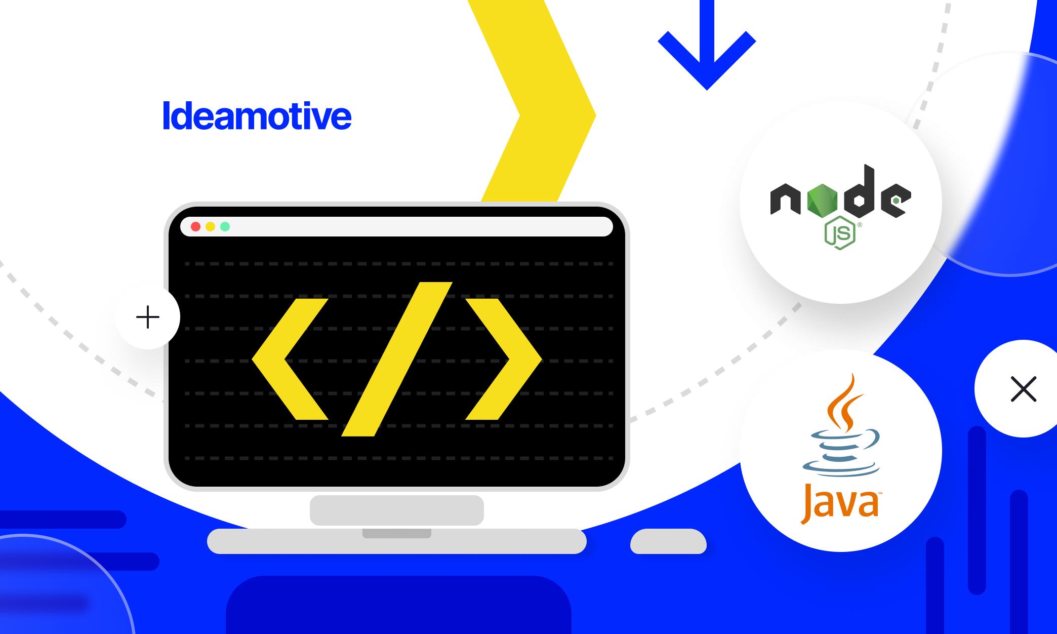 Node.js vs Java: Choosing the Perfect Technology for Backend Development
