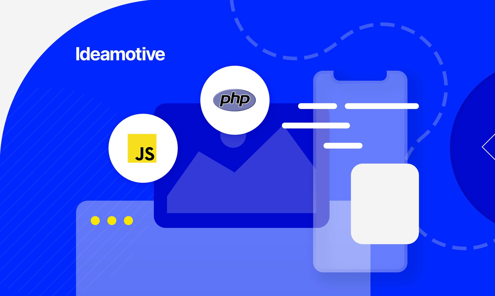 php vs javascript