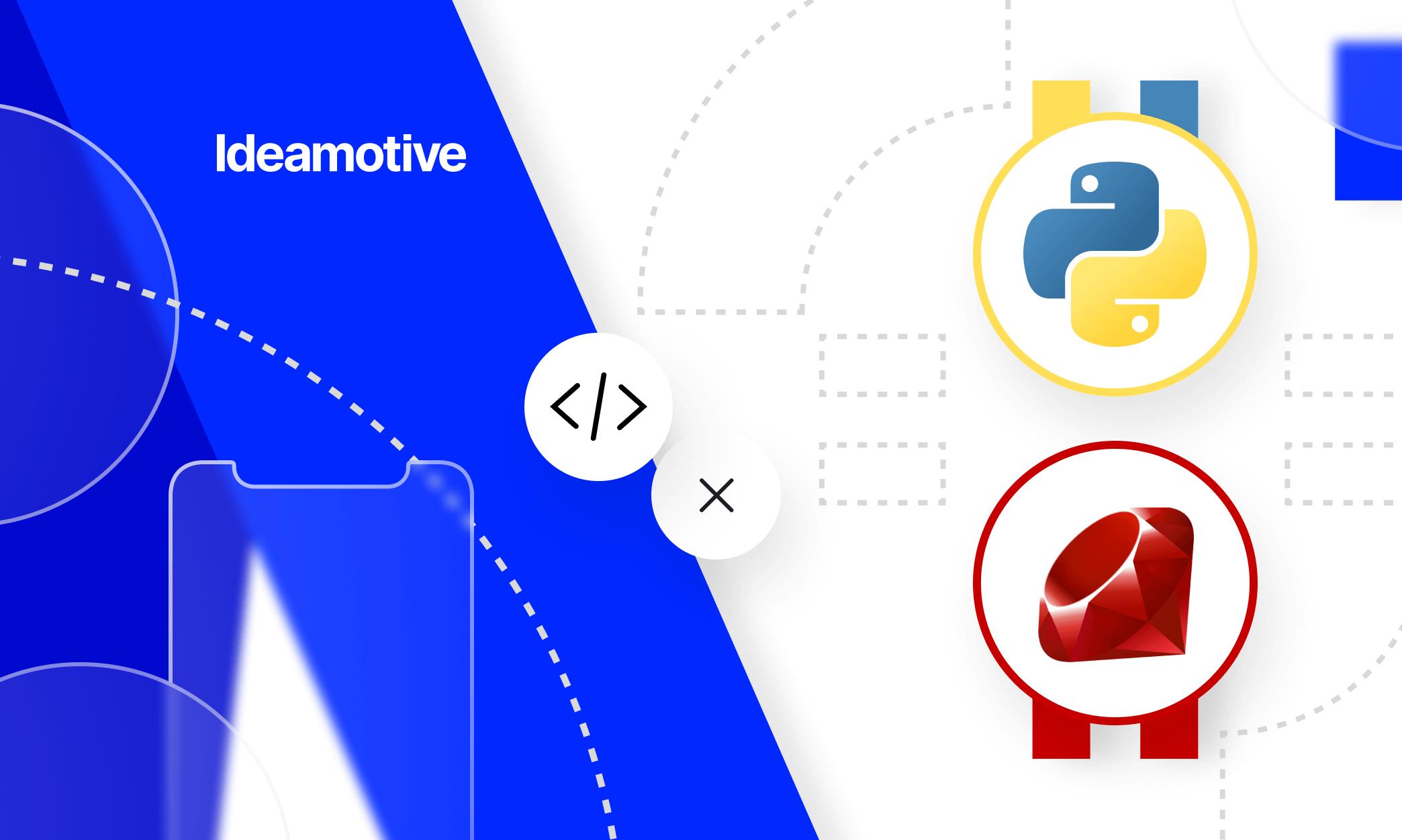 Python vs Ruby For Web Development: Technology Comparison