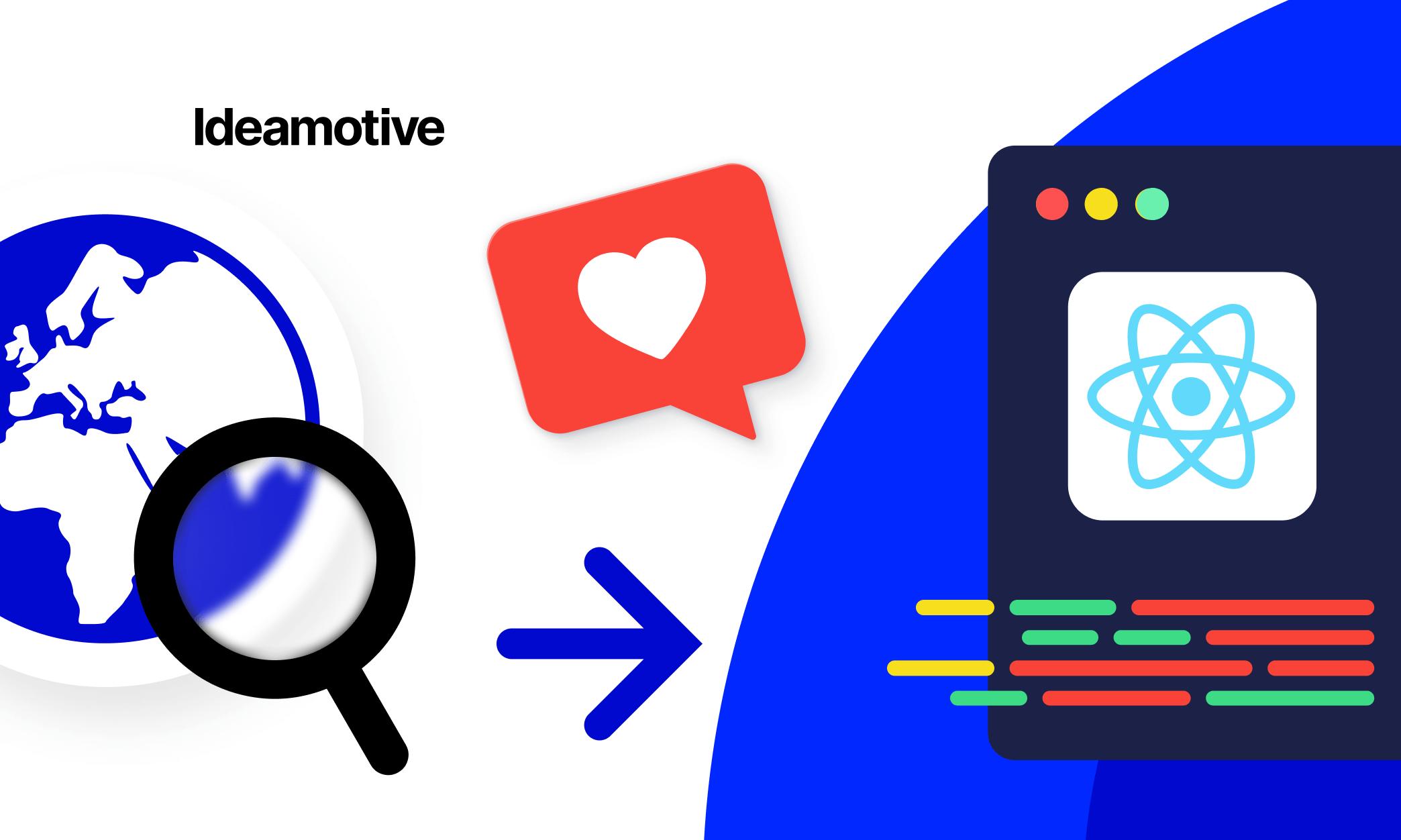 best reactjs alternatives for front end