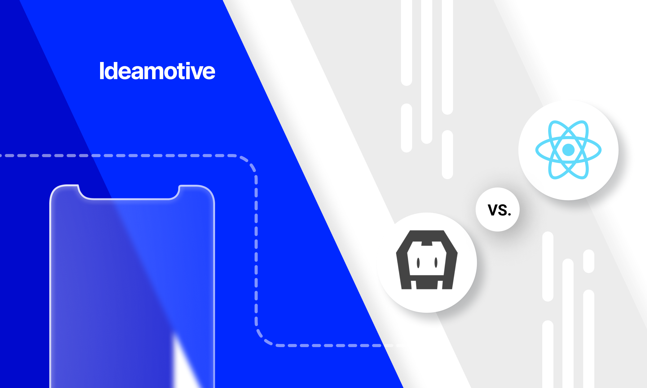 Cordova vs React Native For Mobile Development - What To Choose ogimage