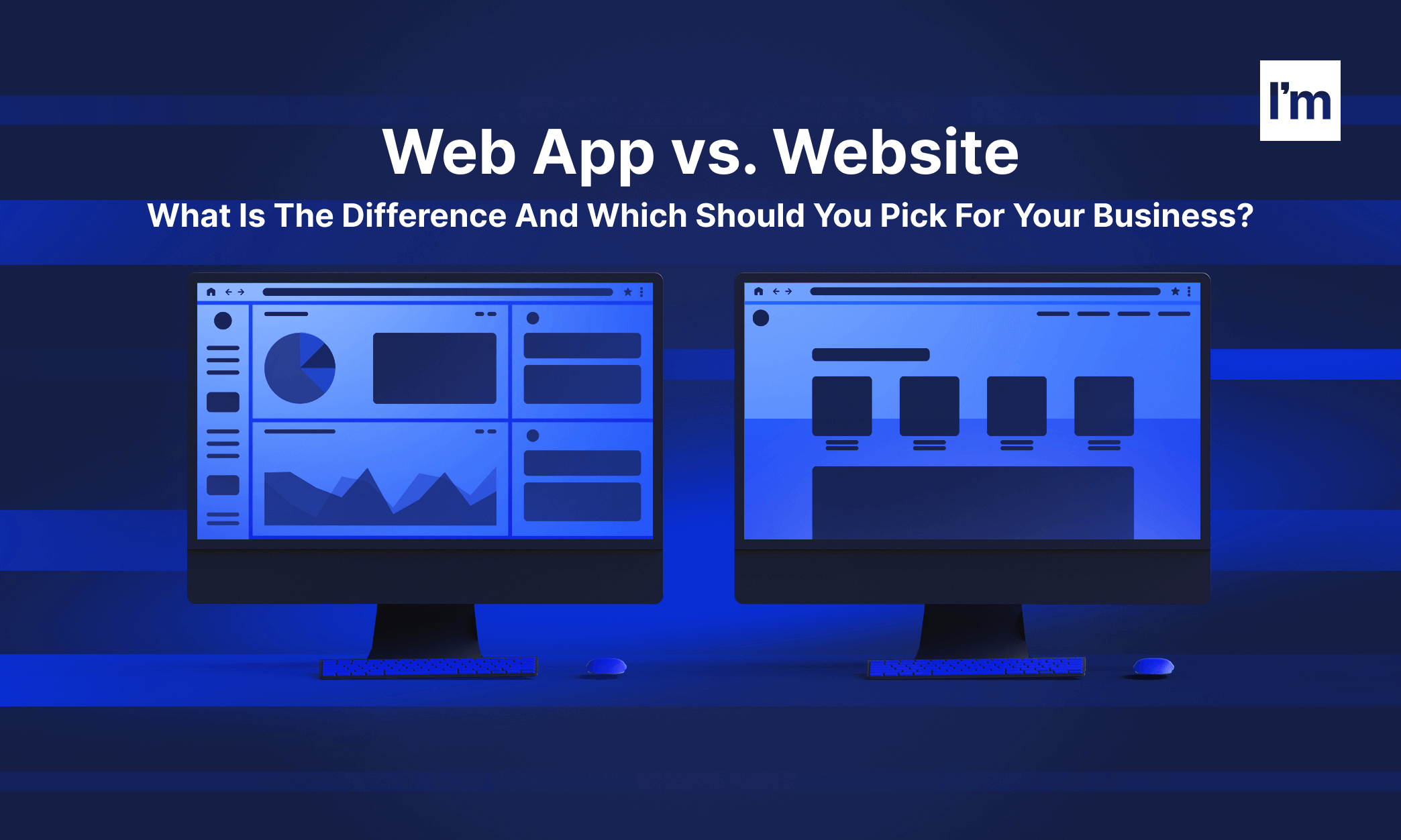 web app vs website difference