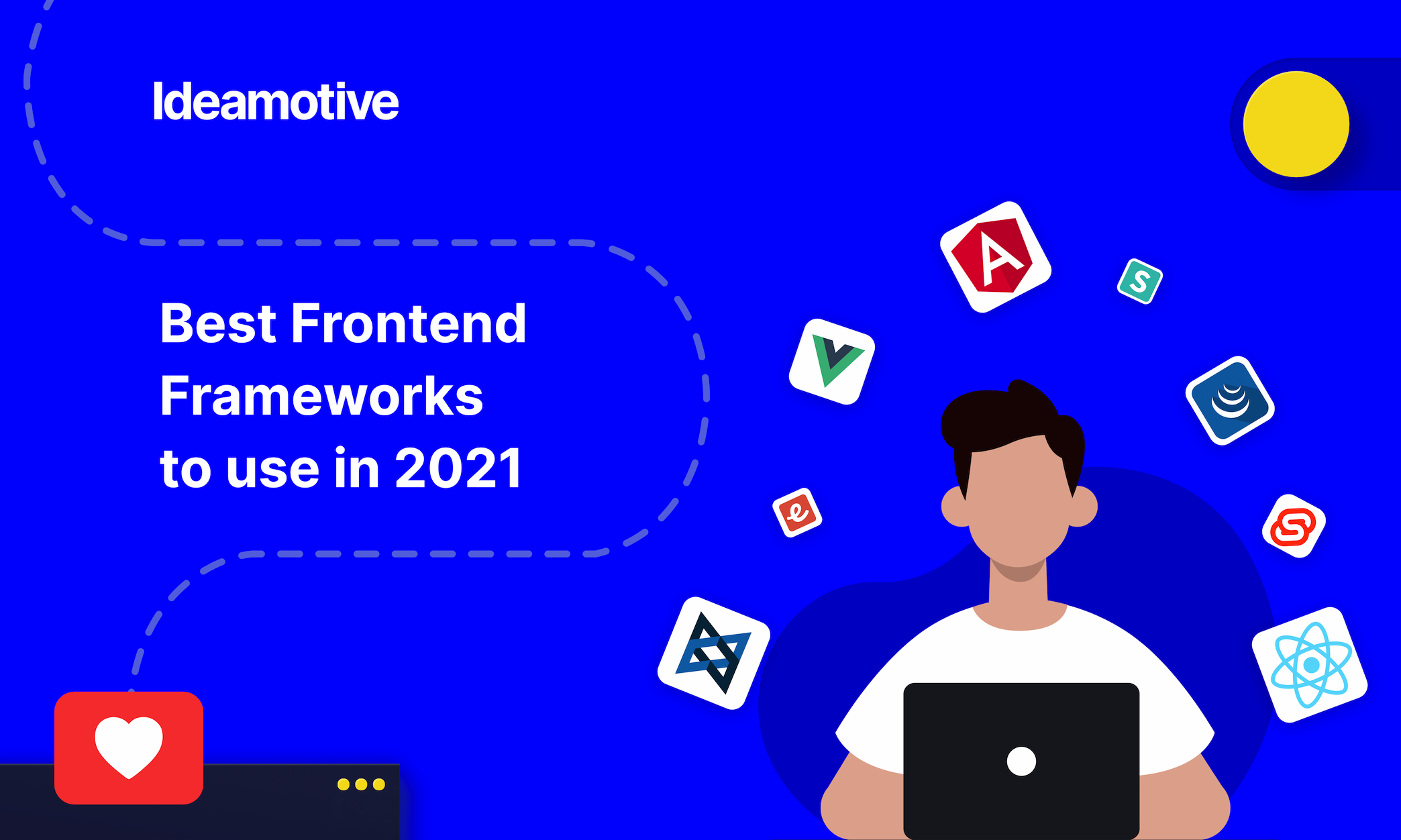 what are the best frontend frameworks to use